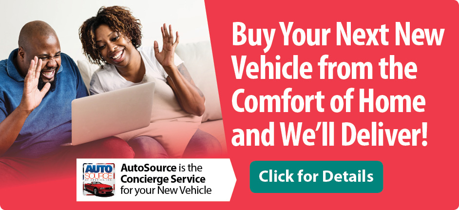 Buy your next vehicle fromt he comfort of your home and we'll deliver