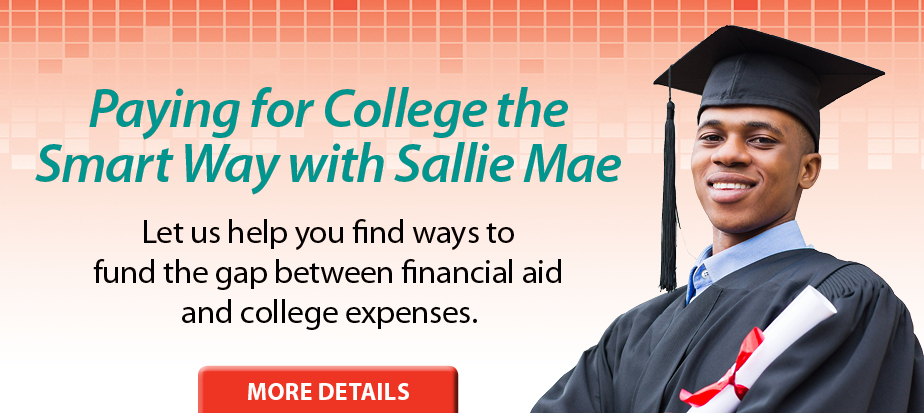 Paying for College the Smart Way with Sallie Mae