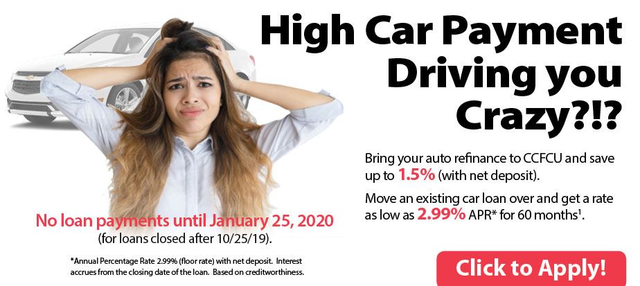 High car payment driving you crazy?