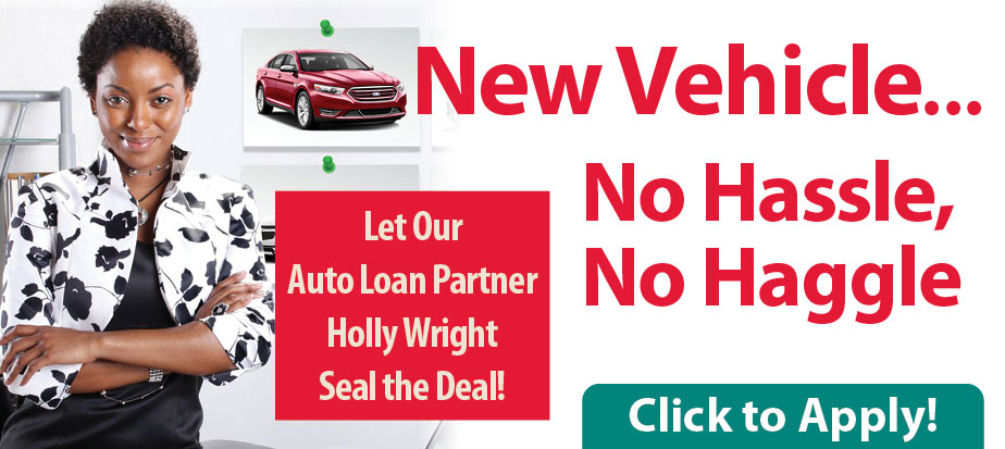 New vehicles with no haggle or hassle
